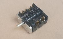Переключатель для духовки электроплиты мечта ПМ 16 5 01