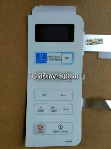 Сенсорная панель СВЧ Samsung MW73ER, DE34-00309F
