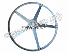 Шкив барабана 027209 Indesit Ariston