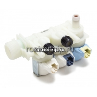 Электромагнитный клапан Ariston Indesit с функцией сушки 110331
