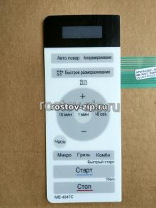 Сенсорная панель СВЧ LG MB-4047C